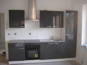 Rénovation intérieure de la cuisine à Fontaine par l'entreprise de rénovation SGP