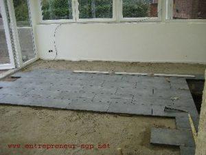 Rénovation intérieure du carrelage à Charleroi